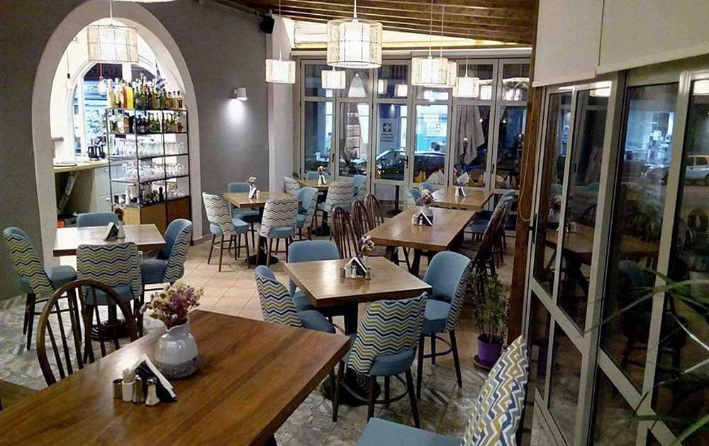 Εστιατόριο Πιτσαρία Κέρκυρα IL Capriccio 3