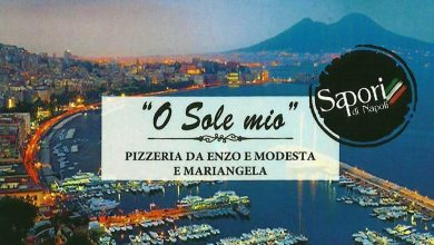 Photo of Ιταλικό εστιατόριο, Πιτσαρία, Κέρκυρα, O Sole Mio
