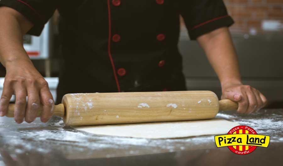 Πιτσαρία Pizzaland Κέρκυρα 1