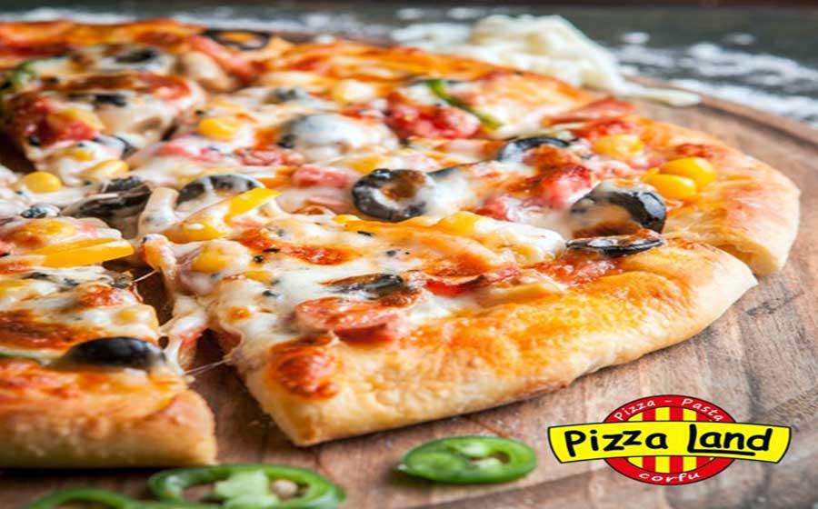 Πιτσαρία Pizzaland Κέρκυρα 2