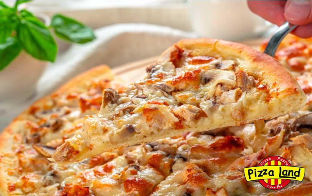 Πιτσαρία Pizzaland Κέρκυρα 3
