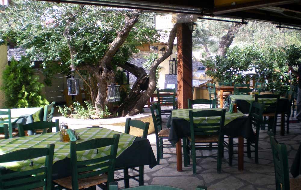 Ταβέρνα Ρούμελι στο Νησάκι Κέρκυρα 2